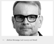 Jérôme Monange- Lab LUXURY and RETAIL ®