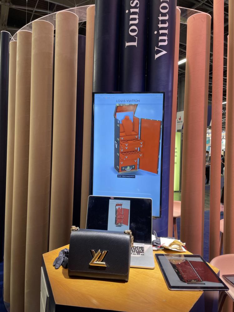 Louis-Vuitton- RFID- Blockchain - Vivatech-2021 - Lab-Luxury-an- Retail