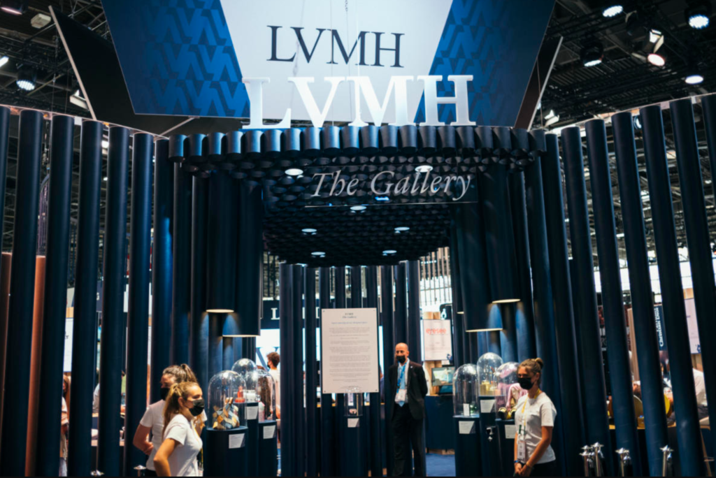 LVMH -Vivatech 2021 - Lab Luxury and Retail
