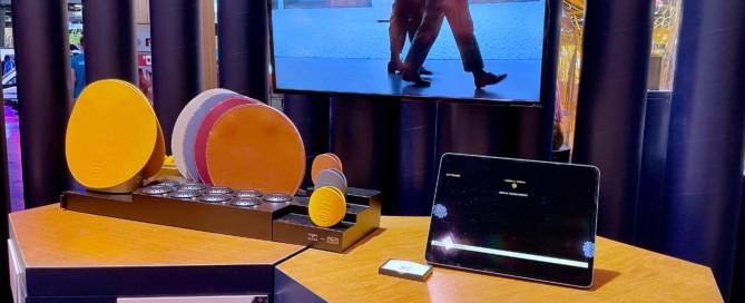 Diffuseur connecté Aqua di Parma - Lab Luxury and Retail